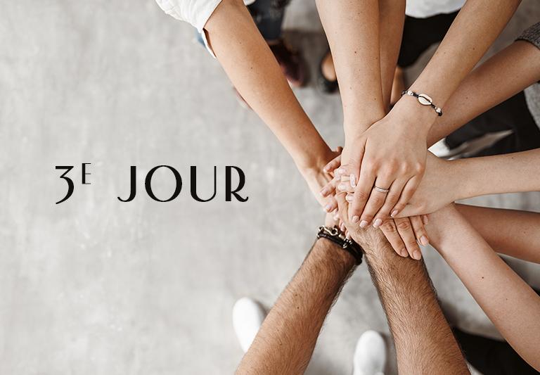La Semaine de prière pour l'unité des chrétiens – 3ᴱ Jour