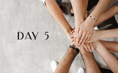 Week of Prayer for Christian Unity 2021 – Day 5