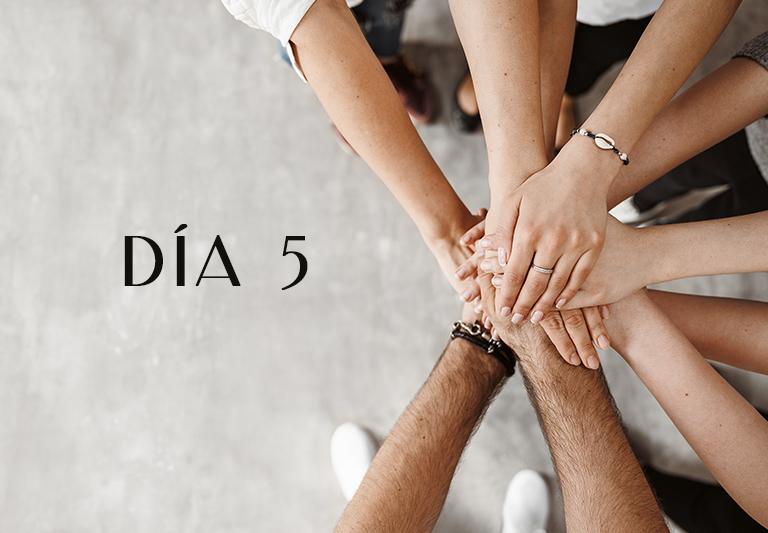 Semana de Oración por la Unidad de los Cristianos 2021 – Día 5